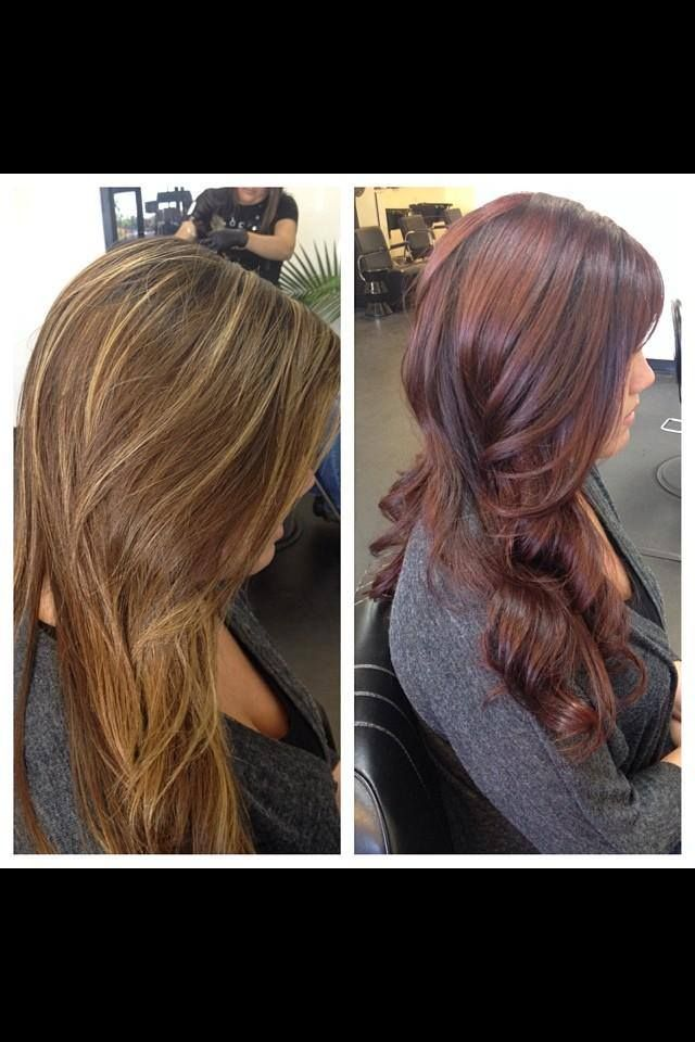 auburn hair styles 140 best hair images on lounges salons and 3037
