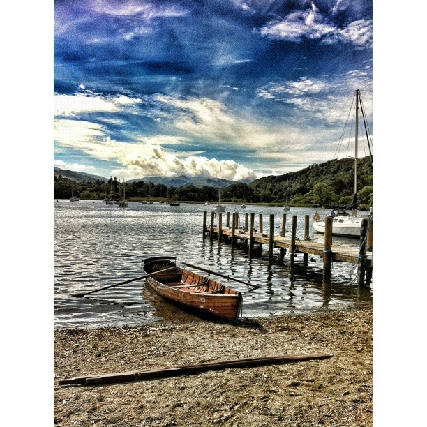Lake District via Statigram – Instagram webviewer