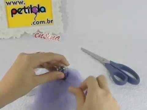 Faça Fácil Tubete da Princesa Sofia - YouTube