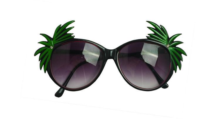 """1970 - """"KOREA"""" - Lunettes en forme de palmier, collection privée © Solo-Mâtine"""
