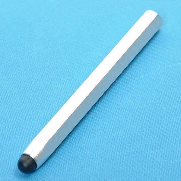 Aluminium Berøringspenn for Tablet etc. (Sølv)