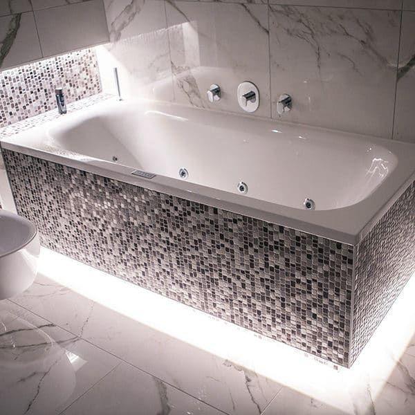 die besten 25 eckbadewanne mit whirlpool ideen auf pinterest beckenformen kleiner innenpool. Black Bedroom Furniture Sets. Home Design Ideas