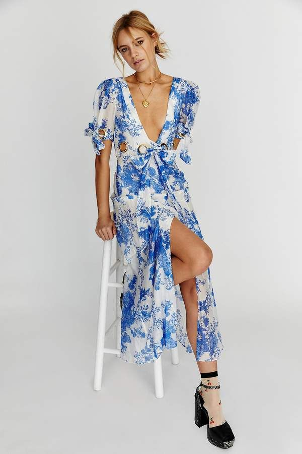 f45a583dd49f Alice McCall Only Everything Midi Dress in 2019 | Products | Dresses ...