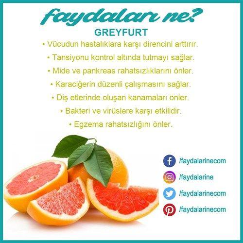 #greyfurt #greyfurtunfaydalari #grapefruit