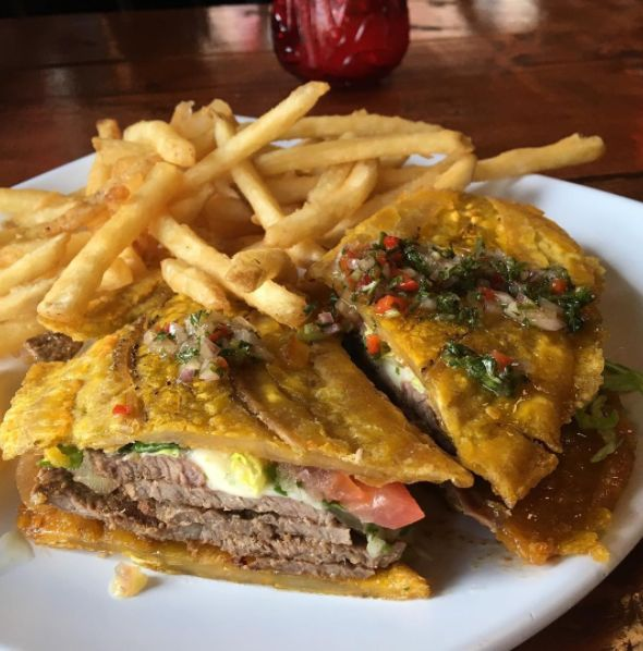 Jibarito — Chicago | These 18 Traditional Dishes Prove That Puerto Rico Has The Best Food
