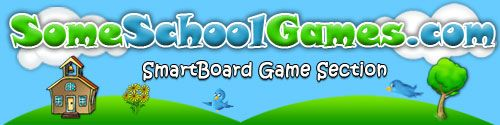 This is a great website for teachers that have a smart board in their rooms. It allows the students to use the new technology present.