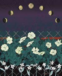Moon Garden in Gardening by Moon Signs - Understanding Principles of the Farmer's Almanac: Part I and gardeningtips