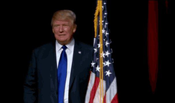 Revelan que la mamá de Donald Trump ingresó a EE.UU. como inmigrante y con sólo 50 dólares
