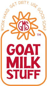 goats milk laundry soap and body soaps