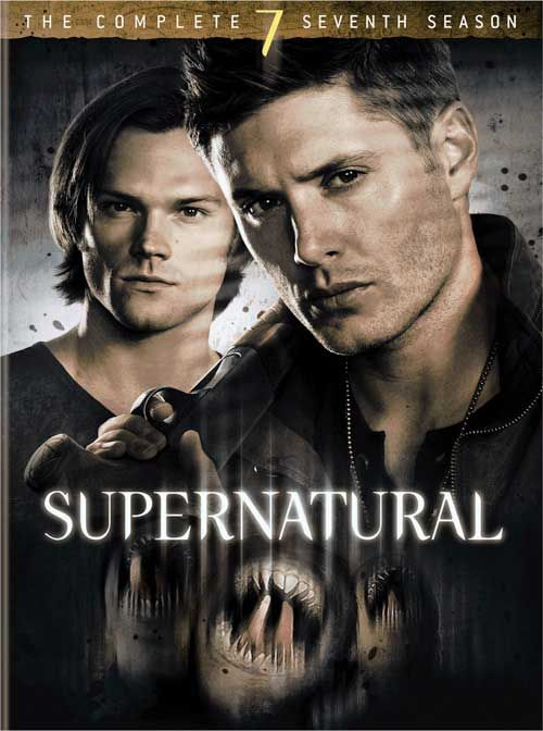 Supernatural Season 7 DVD and Blu-ray Release Date Announced