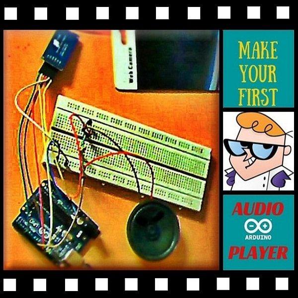 Arduino Audio Player