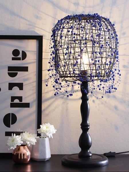ber ideen zu selbstgemachte lampenschirme auf. Black Bedroom Furniture Sets. Home Design Ideas