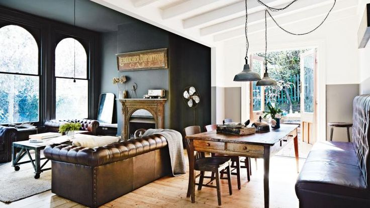 rustic-living-room-chesterfield-couch-dark-walls-mar14