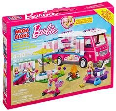 Mega Bloks Barbie™ Build 'n Play Luxe Camper #giveaway (3/10)
