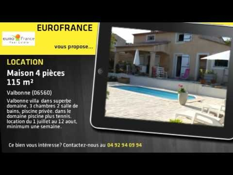 Lovely house to rent In Valbonne with pool