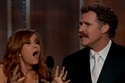 "Kristen Wiig And Will Ferrell Do Their Best ""Garth And Kat"" While Reviewing The Films They Were Supposed To Watch"