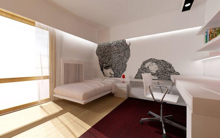 Εφηβικό δωμάτιο| Προτάσεις | iidsk  |  Interior Design & Construction