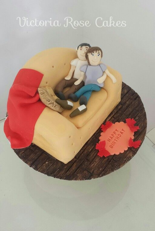 17 Best Images About Chair Sofa Cakes On Pinterest