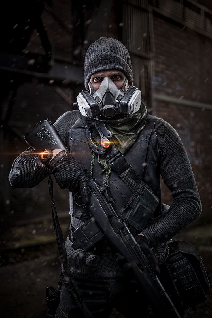 --- Agent of the Division --- --- Pic and Edit: https://www.facebook.com/Fotograf13/?fref=ts --- Cosplayer: Lowmex
