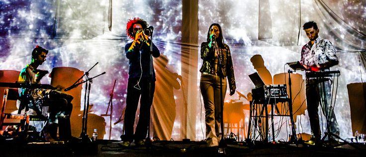 Thy Veils Live @ Sziget Festival 2015 - photography by Georgiana Feidi