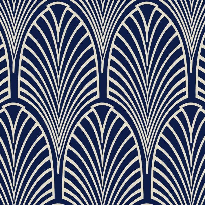 Bayhouse Art Deco Wallpaper Pinterest Chameleons