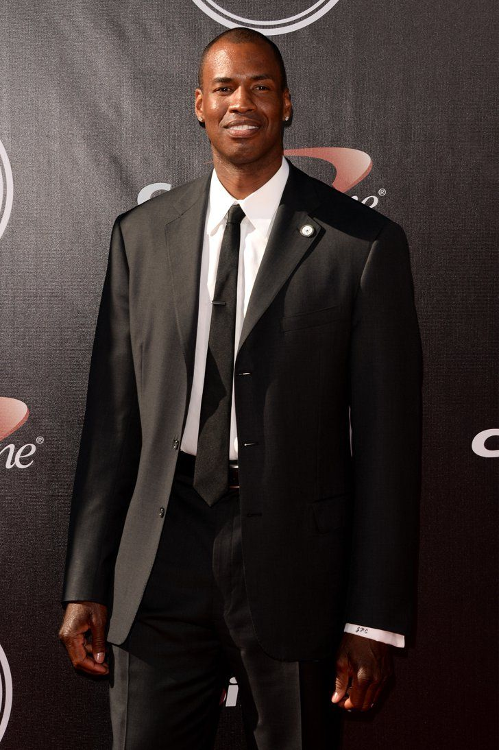 Pin for Later: Celebrities Share the Spotlight With Sports Stars at the ESPYs Jason Collins
