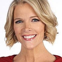 Megyn Kelly- she's so great!  Probably the most fair on-air personality on television.  She always looks at everything objectively, which means from both sides of the story.