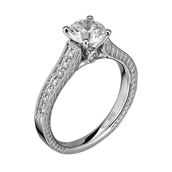 Wedding Rings Kay: 81 Best Images About Scott Kay Diamond Engagement Rings On