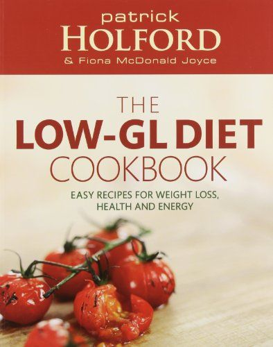 The Holford Low-GL Diet Cookbook by Patrick Holford. I never follow any particular diet, but I am always drawn to diet cookbooks. There's something incredibly satisfying about knowing that your kitchen creations are guilt free and good for the waistline