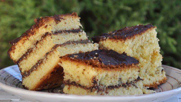 Κέικ με σοκολάτα και κάστανο | Επιδόρπια | Συνταγές | click@Life