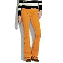 yellow pants, my newest desire.