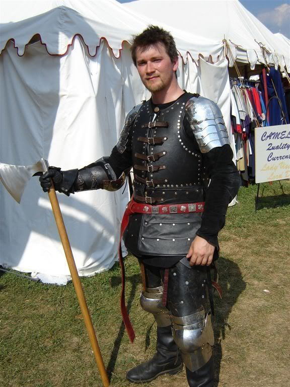 sca plastic armor how to make