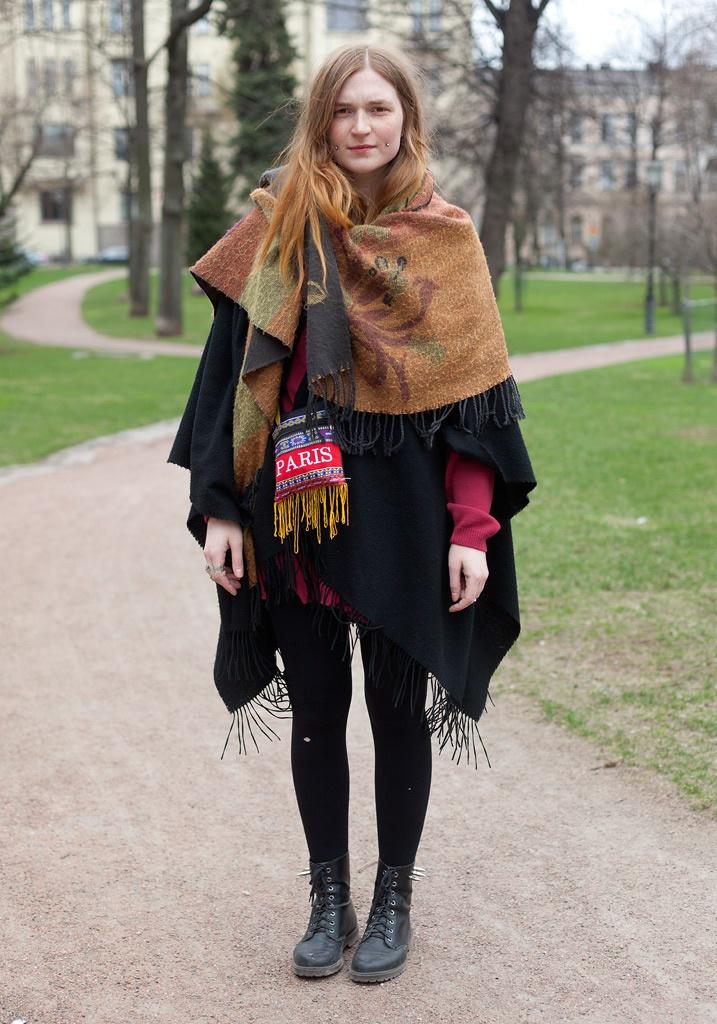 Riina - Hel Looks - Street Style from Helsinki