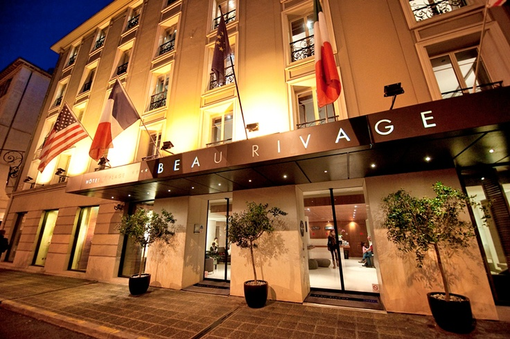 Beau Rivage, Nice, France