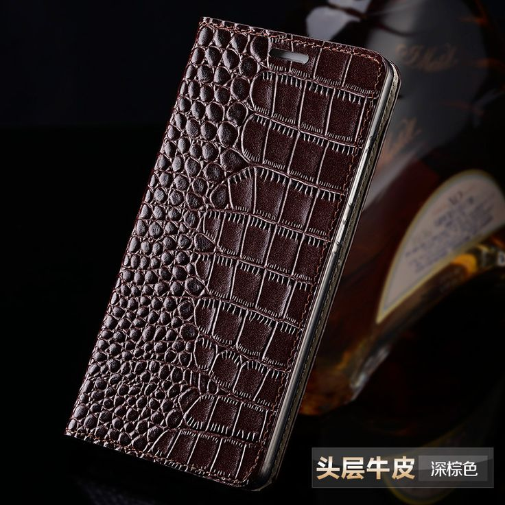 "3D Crocodile Dorsal Grain Cover For Asus ZenFone 3 ZE552KL 5.5"" High Quality Genuine Leather Flip Card Case Phone Bag +Free Gift"