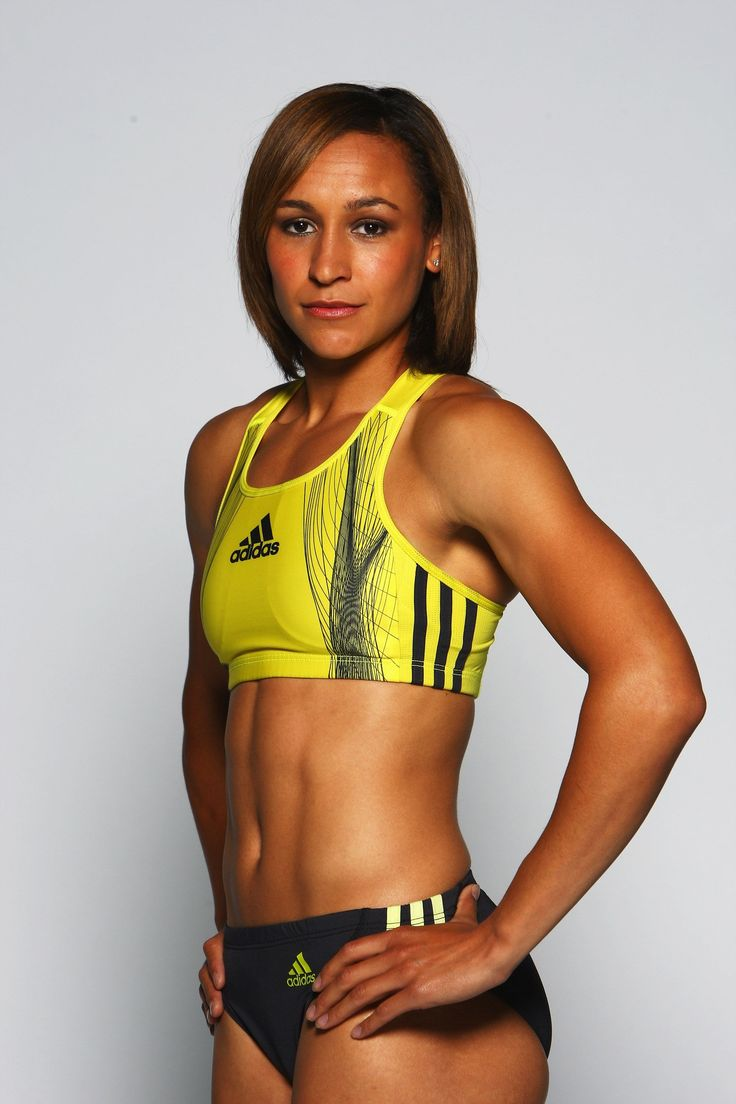 Gold Medalist...Great Britain's Jessica Ennis
