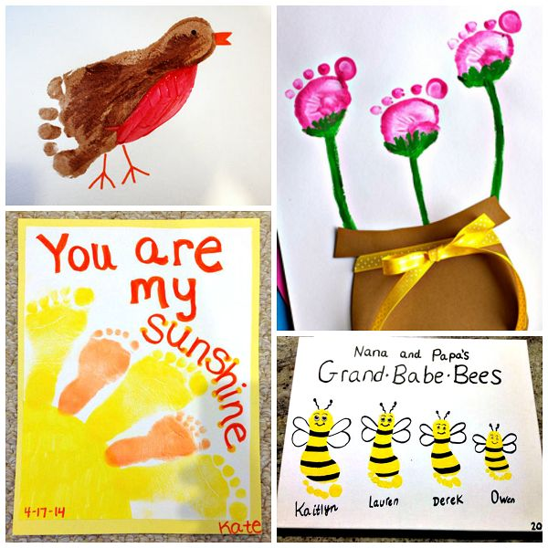 Footprint Butterfly Flower Pot Footprint Spring Flower Footprint Bunny Rabbits Footprint Ladybug Footprint Robin Footprint Flower Blossoms Footprint Sunshine Canvas Footprint Bumble Bees Footprint Frog Footprint Chick Ceramic Plate Toe Print Caterpillar Footprint Grasshopper Make sure to follow Crafty Morning on Facebook, Pinterest, and Instagram or subscribe to our Weekly Newsletter! :) This post may …