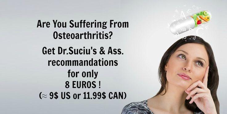 Picture drsuciu protocol osteoarthritis