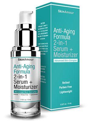 Skin Amour Anti Aging Serum