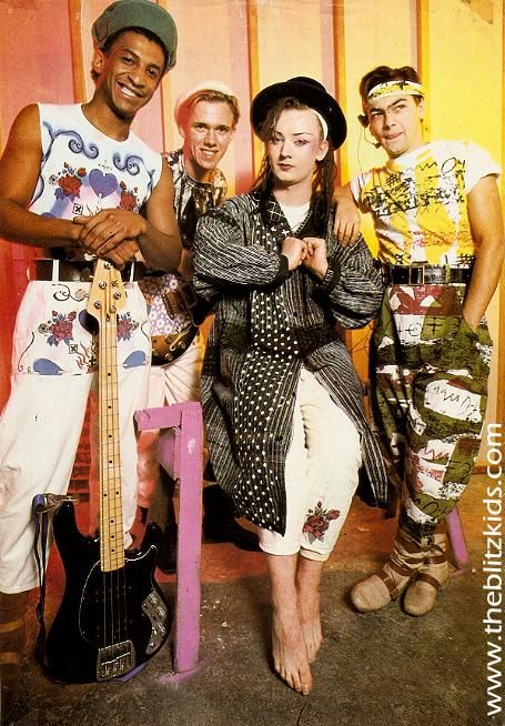 culture club - Google Search