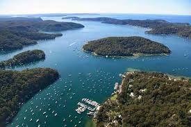 Scotland island, Pittwater, Australia