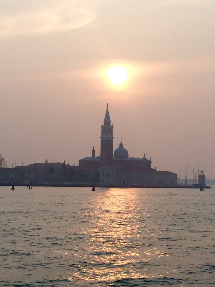 The waterfront, St Marks Square, Venice