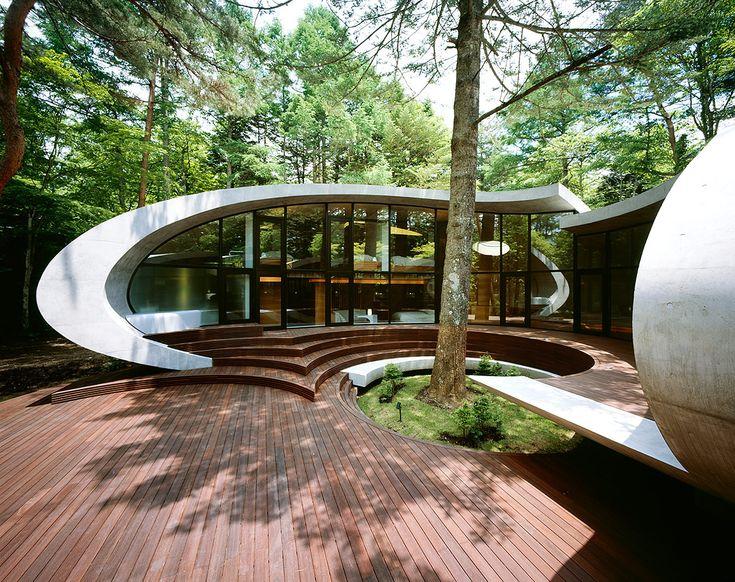 Su diseño estuvo a cargo por el despacho ARTechnic architects.