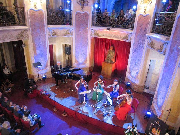 Eugen Doga - concerte in Bucuresti de Ziua Culturii Naţionale. 16.01.2016   Eugen Doga