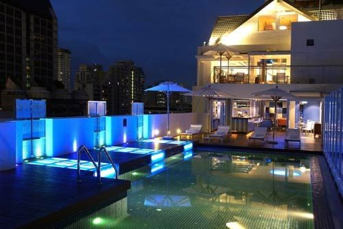 The Dream Hotel, Bangkok.