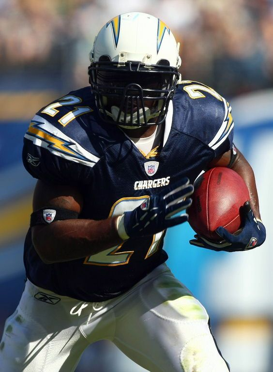 LaDainian Tomlinson, San Diego Chargers