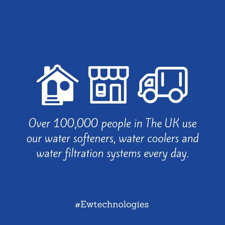 We continually break new ground in the water treatment industry by developing new water softener systems to deal with the UK's hard water issues. EWT combats the UK's hard water issues through the development of water softener systems and water filtration systems for the industrial, commercial and domestic UK marketplace. Know more about us here: http://www.ewtechnologies.co.uk/about-ewt-water-softener-and-cooler-company