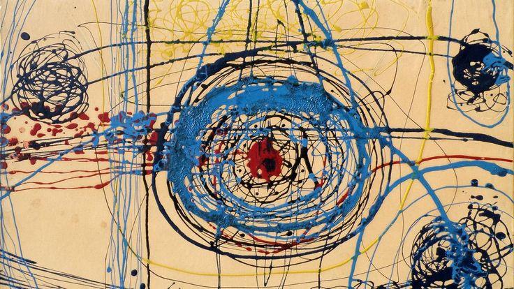 L'exposition Tancredi Parmeggiani à Venise, jusqu'au 13 mars 2017. est une rare rétrospective du peintre ami de Pegguy Guggenheim