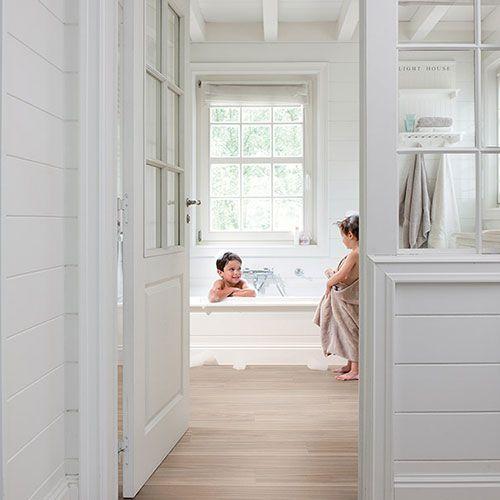 17 mejores ideas sobre suelo laminado de madera en - Humedad ideal habitacion ...