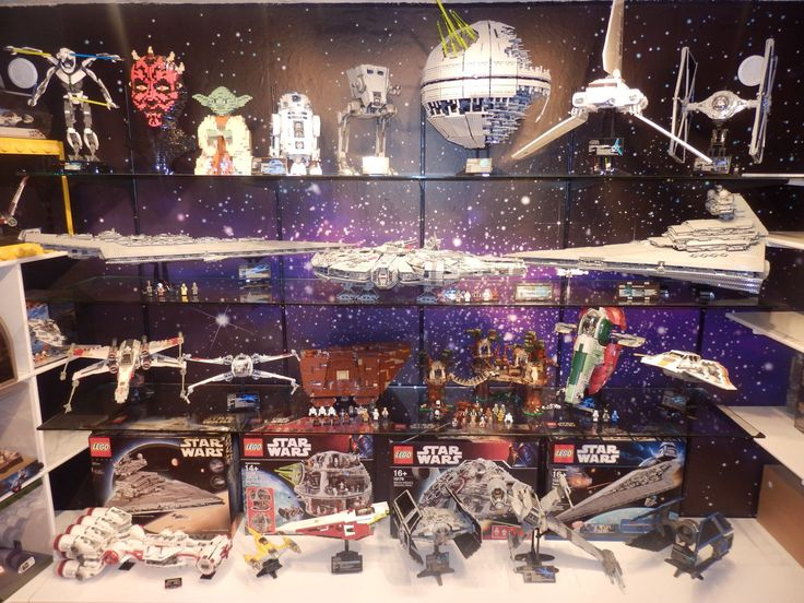 Complete Lego UCS Star Wars Collection 10179 10030 10221 10143 10129 10019 | eBay